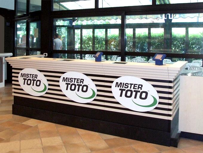 Defor s r l sale scommesse mister toto for Toto arredamenti
